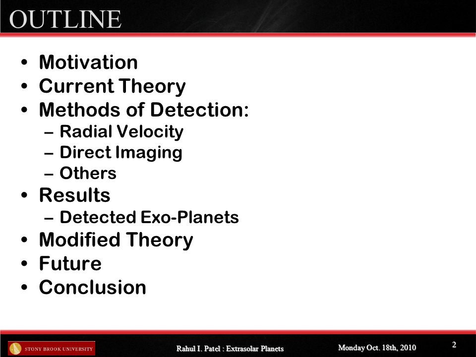 Alternate Planet Formation Theories