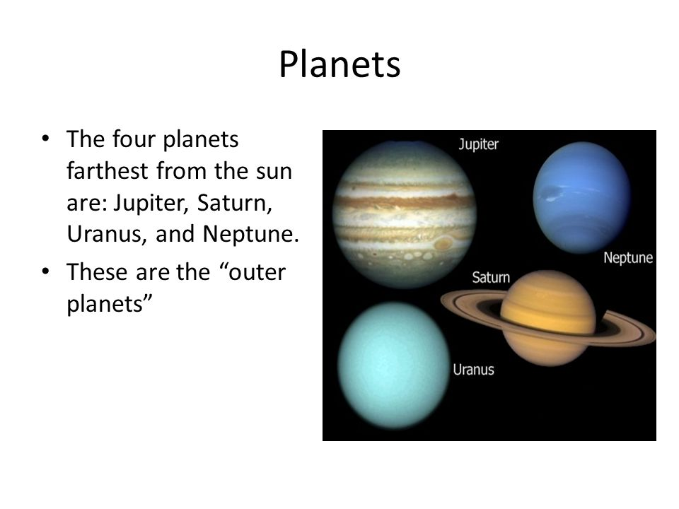 Mercury: The Moonlike Planet Mercury is the smallest planet.