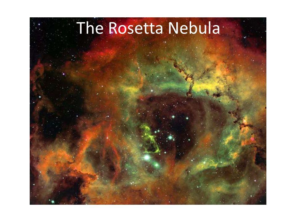 The Rosette Nebula T. A. Rector, B. Wolpa, M.