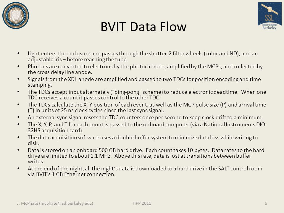 BVIT Data Flow Light enters the enclosure and passes through the shutter, 2 filter wheels (color and ND), and an adjustable iris – before reaching the