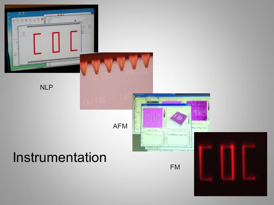 NLP AFM FM Instrumentation