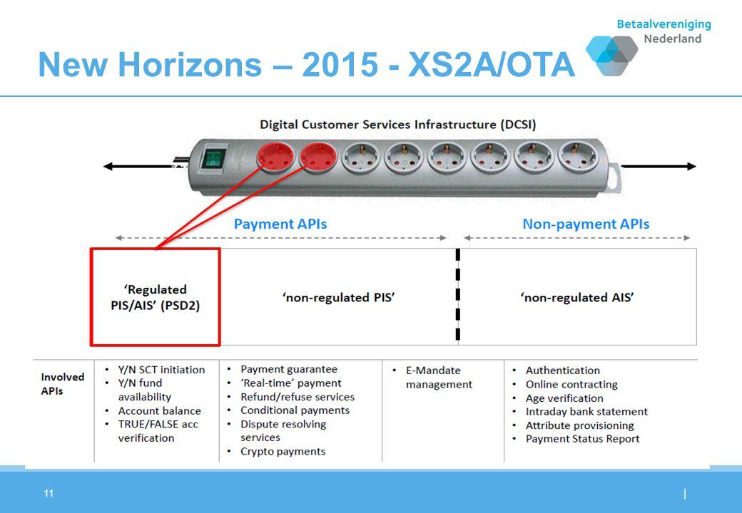 | 11 New Horizons – 2015 - XS2A/OTA