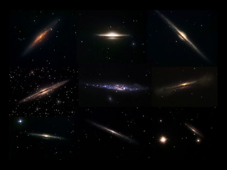 The Active Galaxies Story… In 1940's Carl Seyfert identified a class of spiral galaxies – with bright star-like cores.