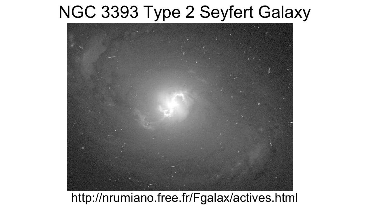 NGC 3393 Type 2 Seyfert Galaxy http://nrumiano.free.fr/Fgalax/actives.html