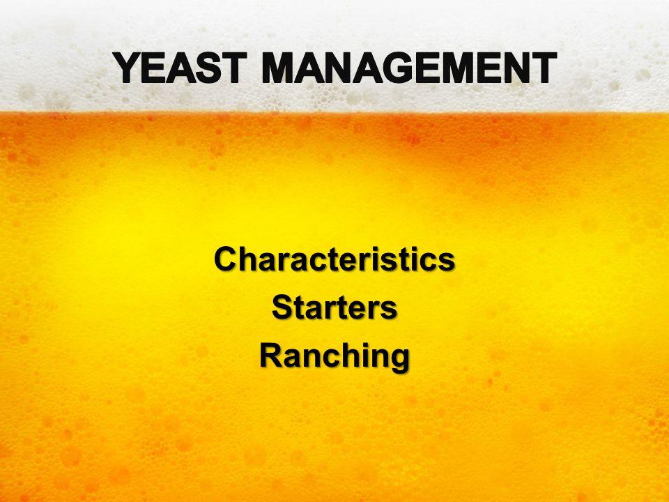 CharacteristicsStartersRanching