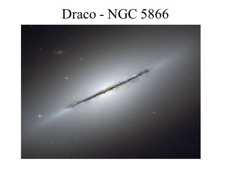 Draco - NGC 5866