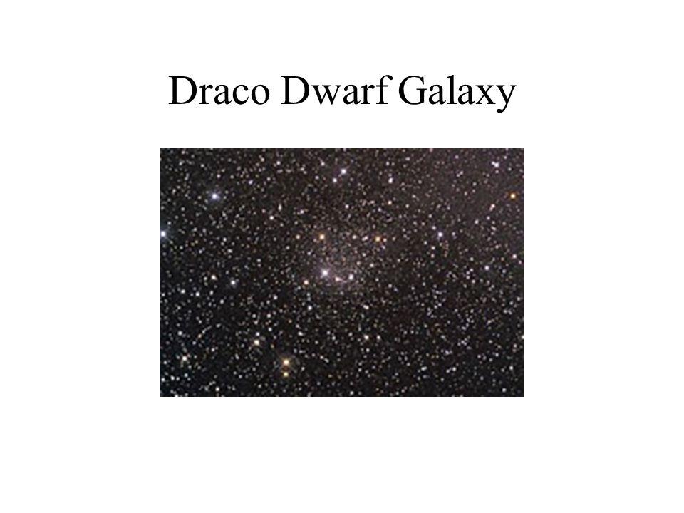 Draco Dwarf Galaxy