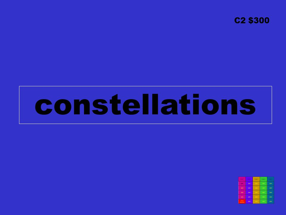 C2 $300 constellations