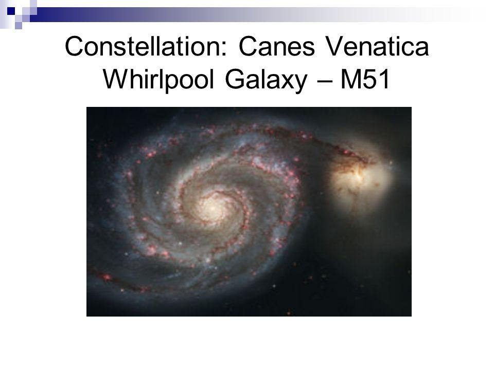 Constellation: Centaurus Star: Proxima Centauri Classification: M5