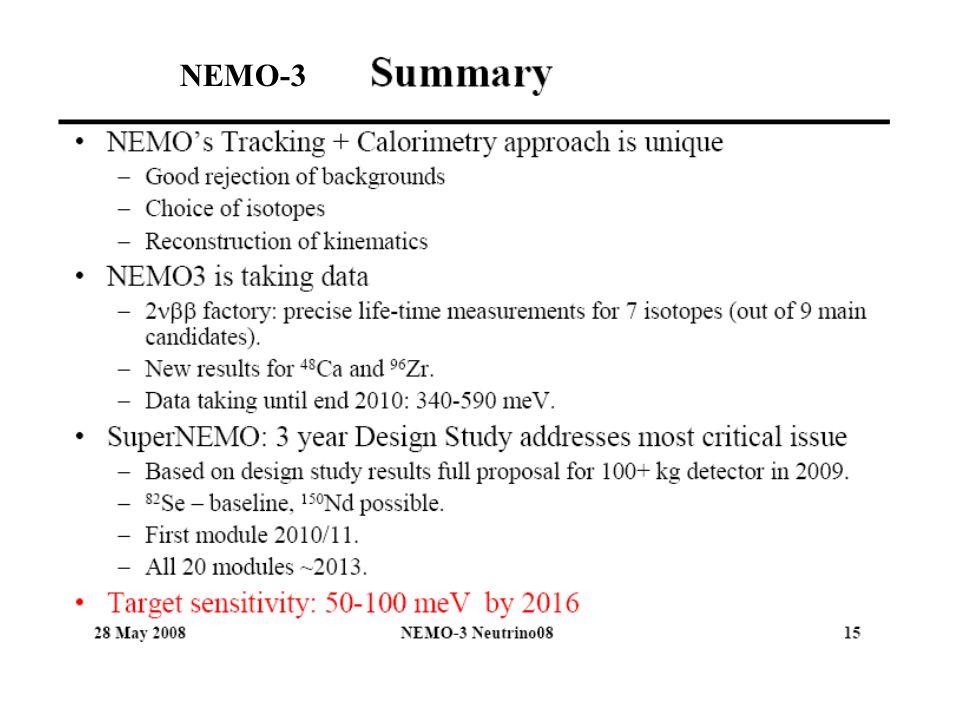 NEMO-3