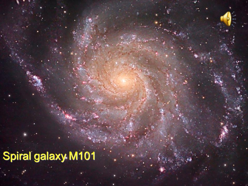 Elliptical galaxy M110