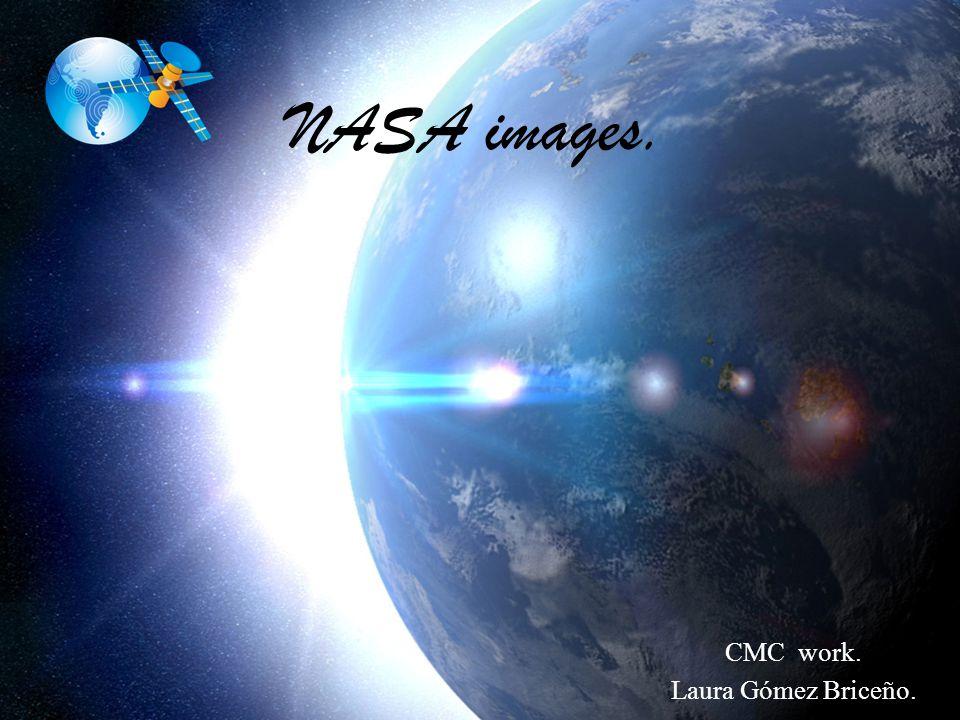 NASA images. CMC work. Laura Gómez Briceño.