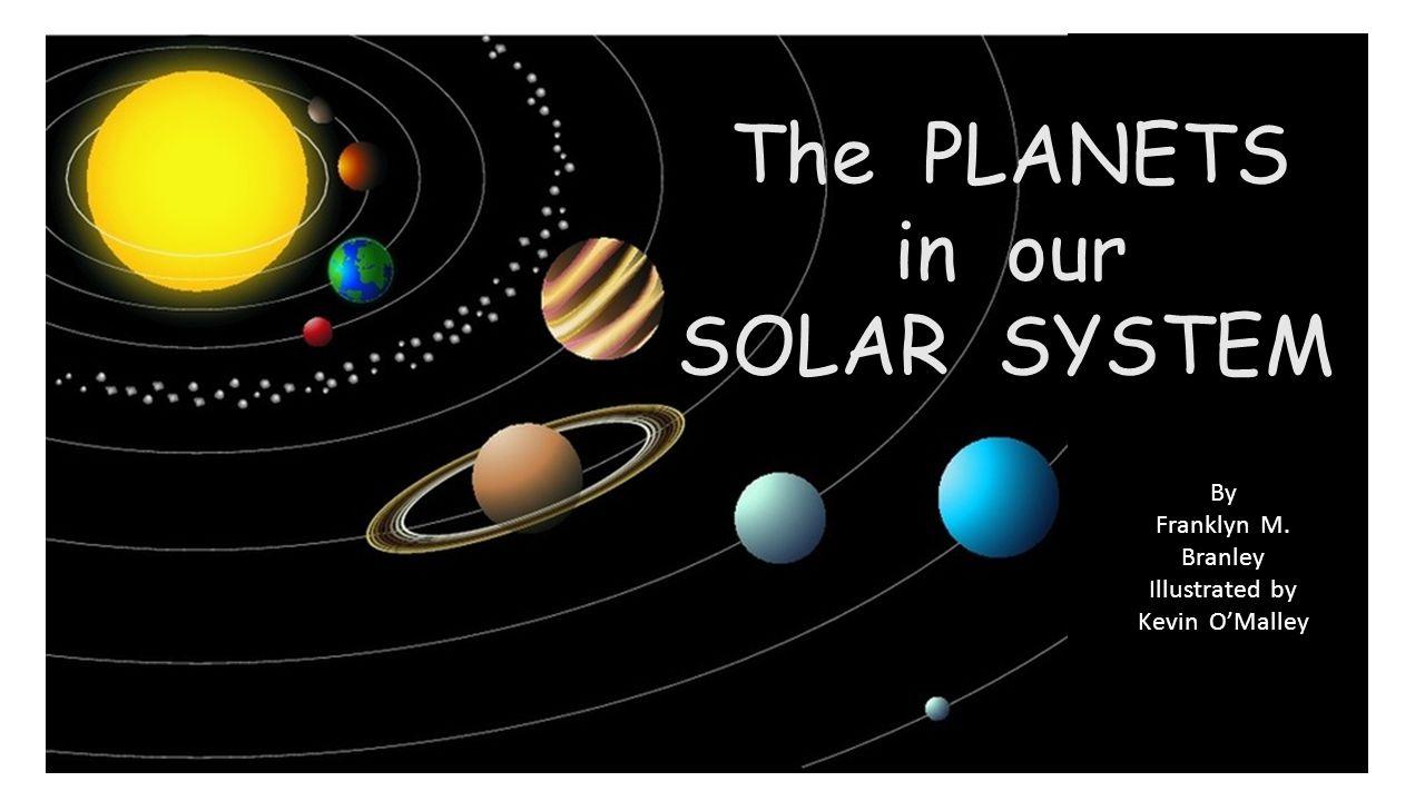 The solar system has many parts – the sun, the eight planets, the satellites of the planets, asteroids, comets, and meteoroids.