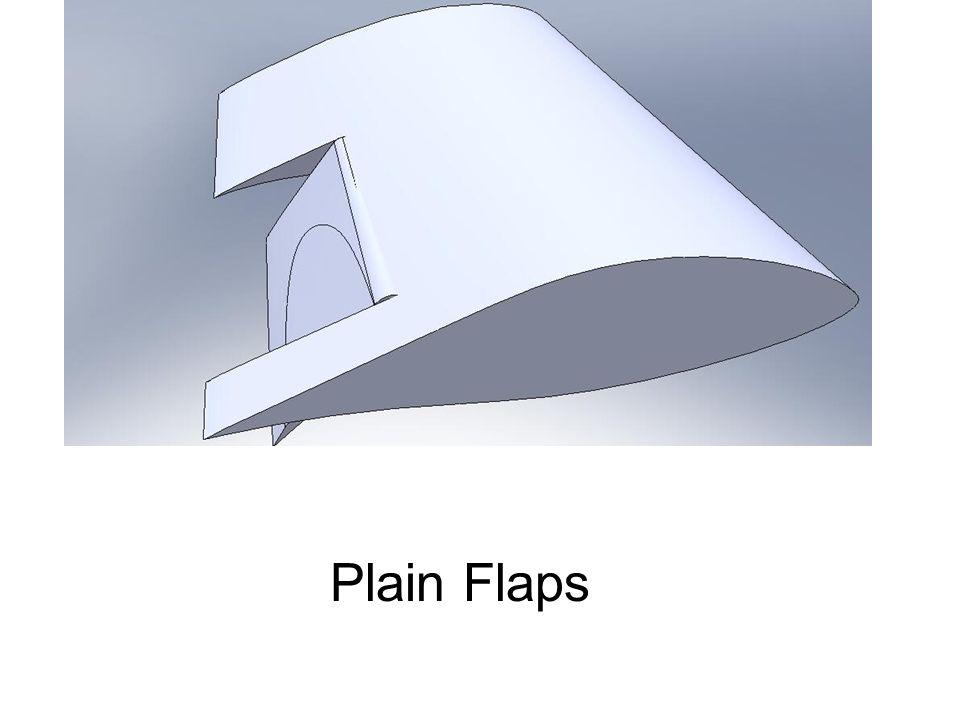 Plain Flaps