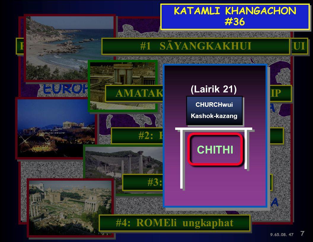 © 2006 TBBMI 9.65.08. Kadhara Tuingashit ngarumda rai 9.65.08.