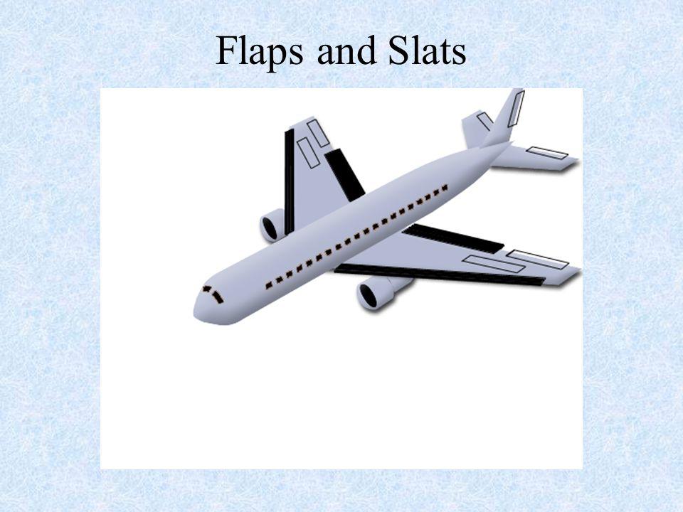Flaps and Slats