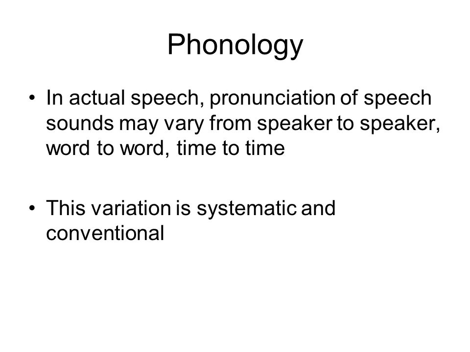Phonemes In English both aspirated t h too [t h u] and unaspirated t stew [stu] still are felt as /t/ (variants of English /t/) i.e., [t] and [t h ] are allophones of /t/)