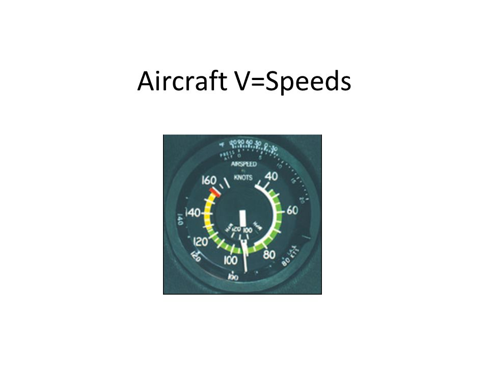 Ground speed Speed of aircraft relative to the ground