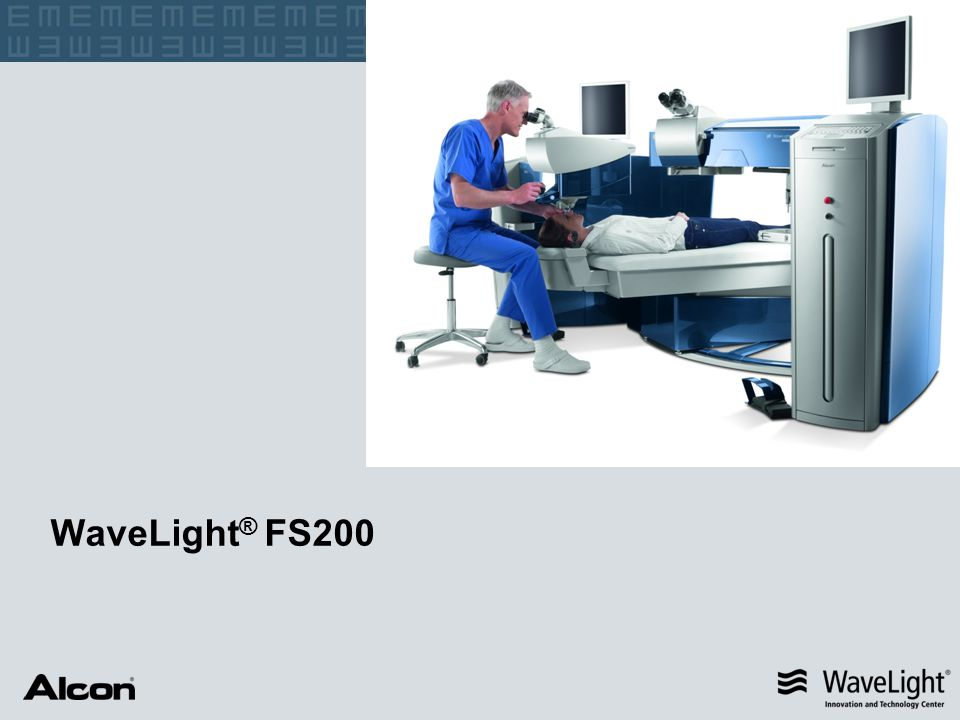 WaveLight ® FS200