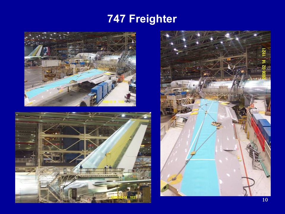 10 747 Freighter