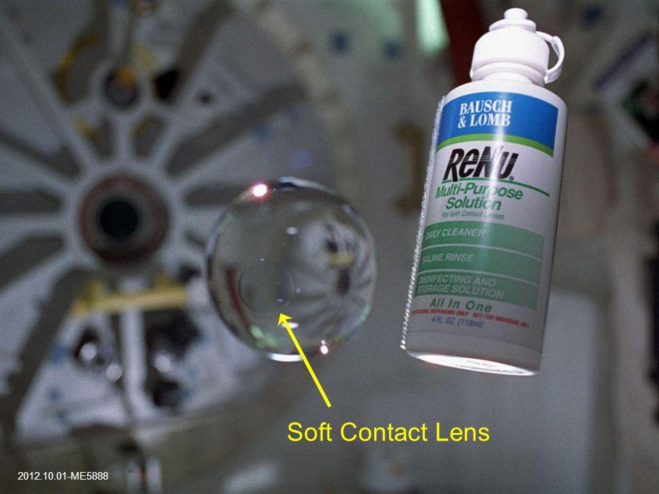 Soft Contact Lens 2012.10.01-ME5888
