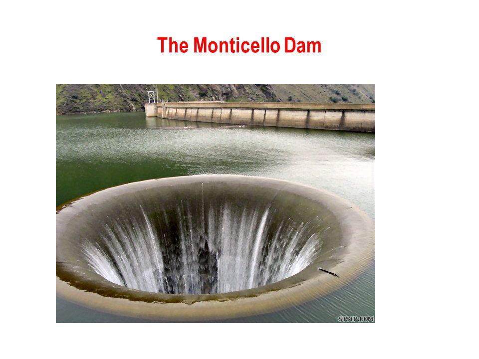 The Monticello Dam
