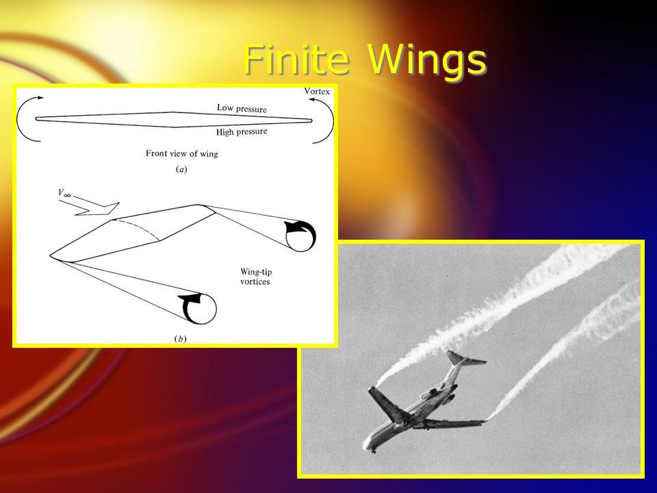 Finite Wings
