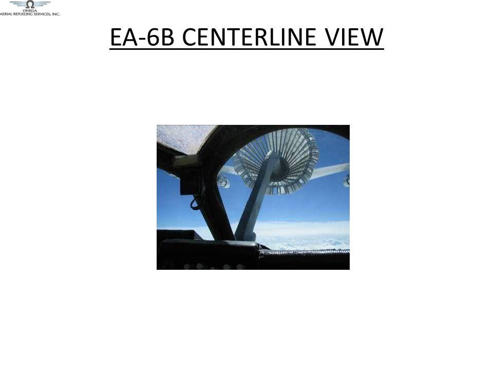 EA-6B CENTERLINE VIEW