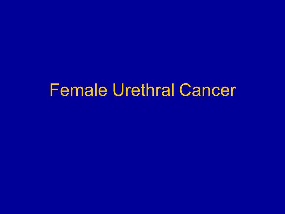 Female Urethral Cancer
