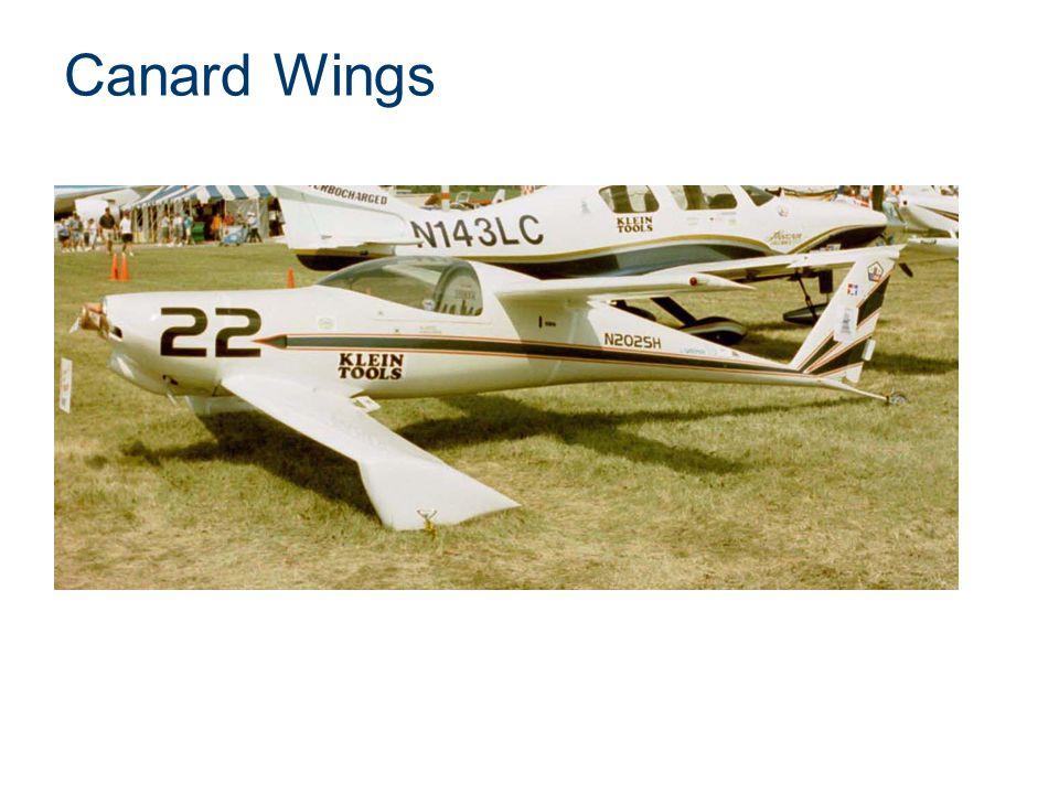 Canard Wings