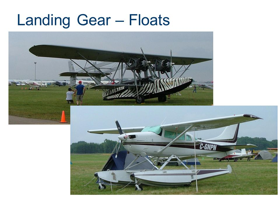 Landing Gear – Floats