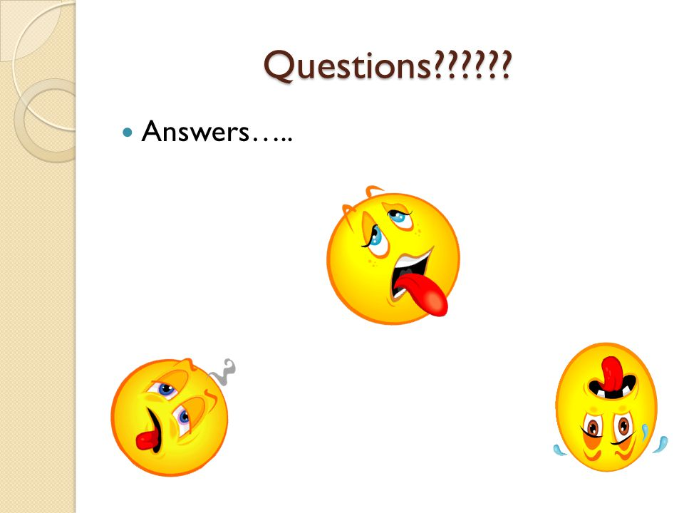 Questions Answers…..