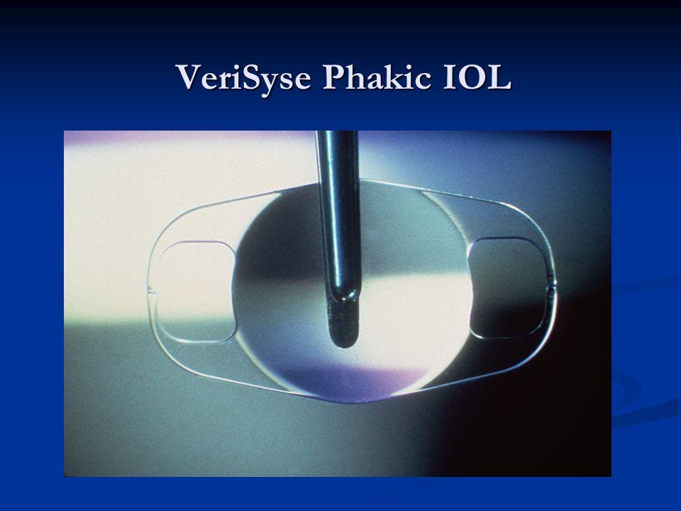 VeriSyse Phakic IOL