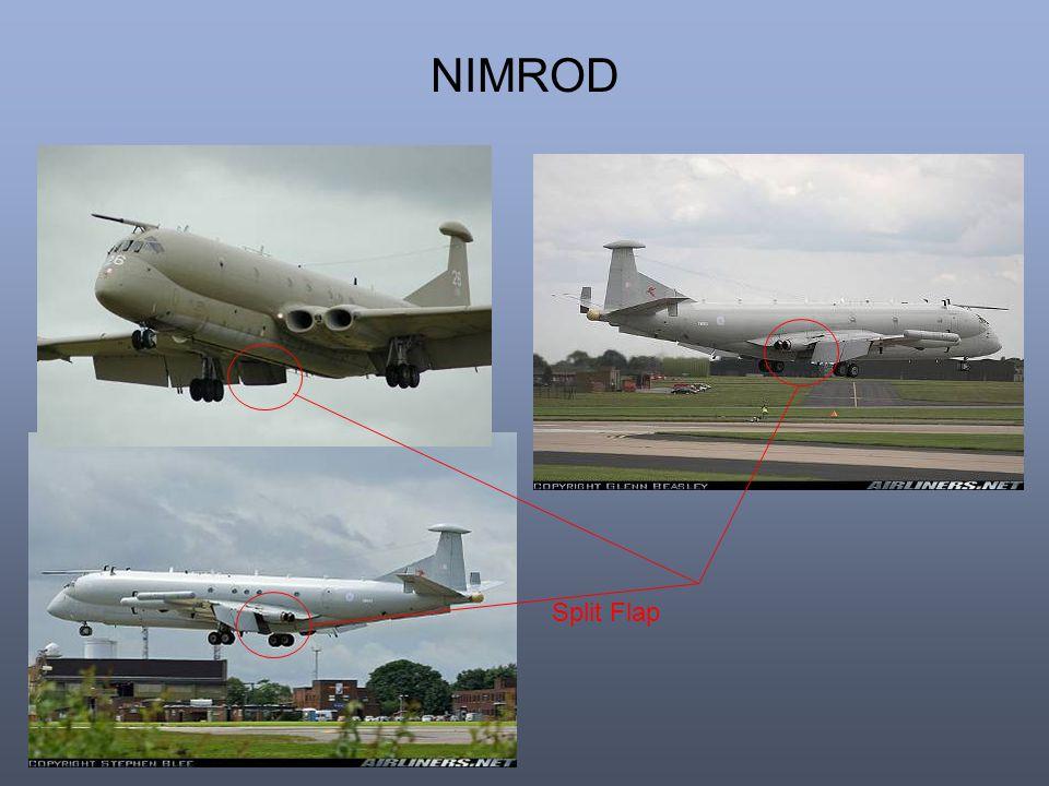 NIMROD Split Flap