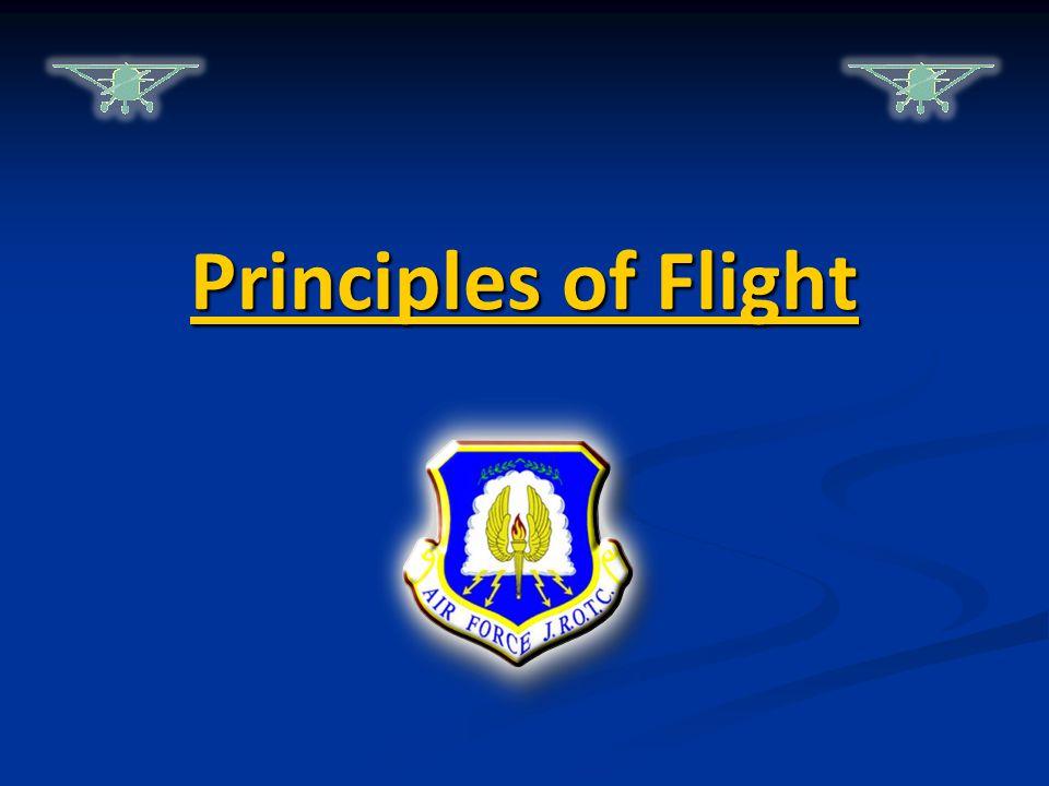 Principles of Flight Principles of Flight
