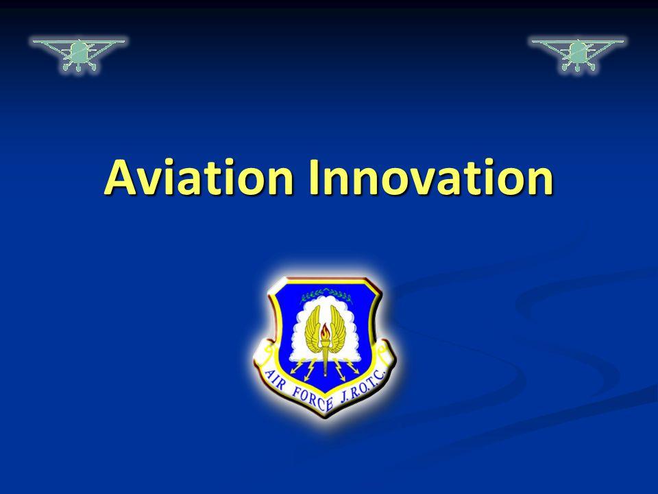 Aviation Innovation