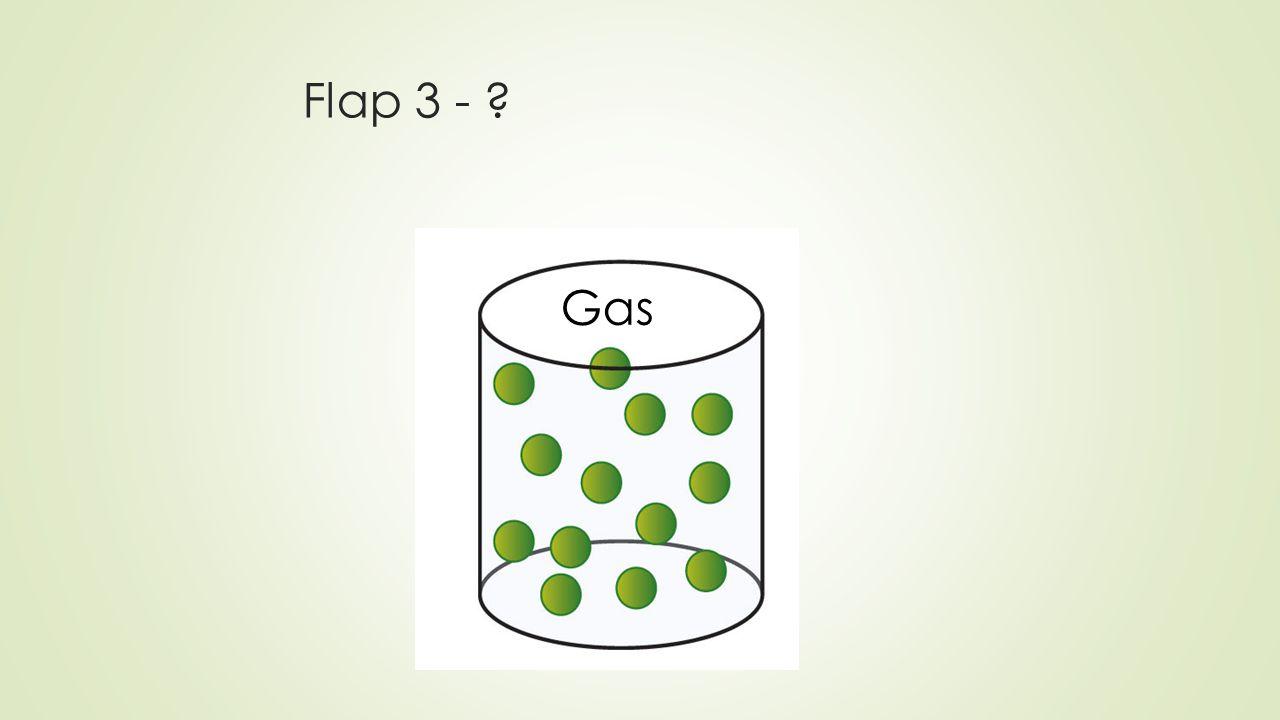 Flap 3 - ? Gas