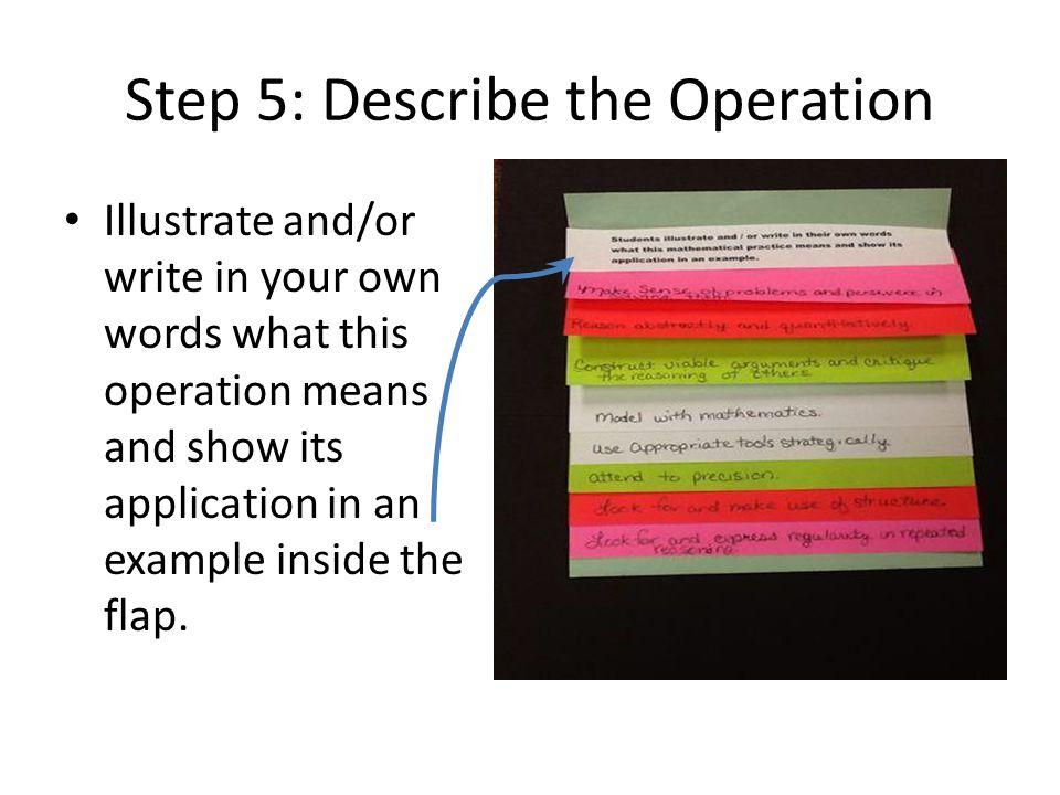 Step 6 – Decorate & Staple