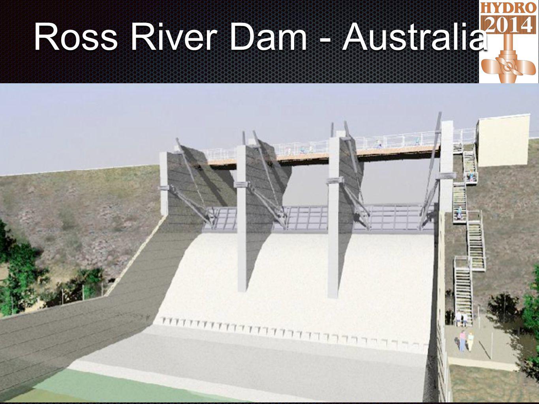 Ross River Dam - Australia
