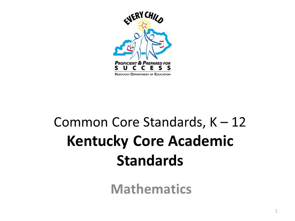 Analyzing Cognitive Demand All mathematical tasks are not created equal.