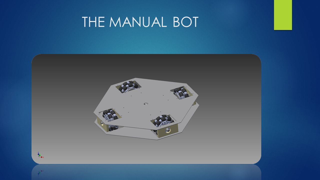 THE MANUAL BOT