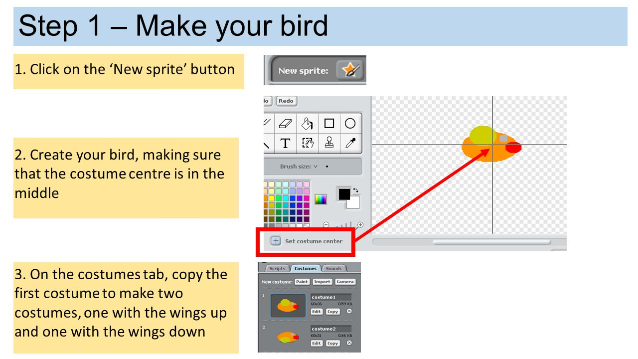 Step 12 - Extensions 1.Can you make it so the variable 'Y' doesn't show up on the screen.