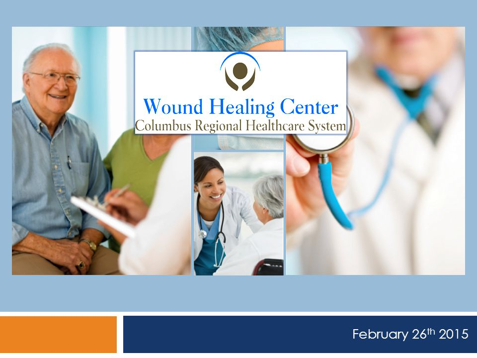When To call the Wound Center  If you or a loved has had a wound for 30 days with no signs of improvement call the Center.