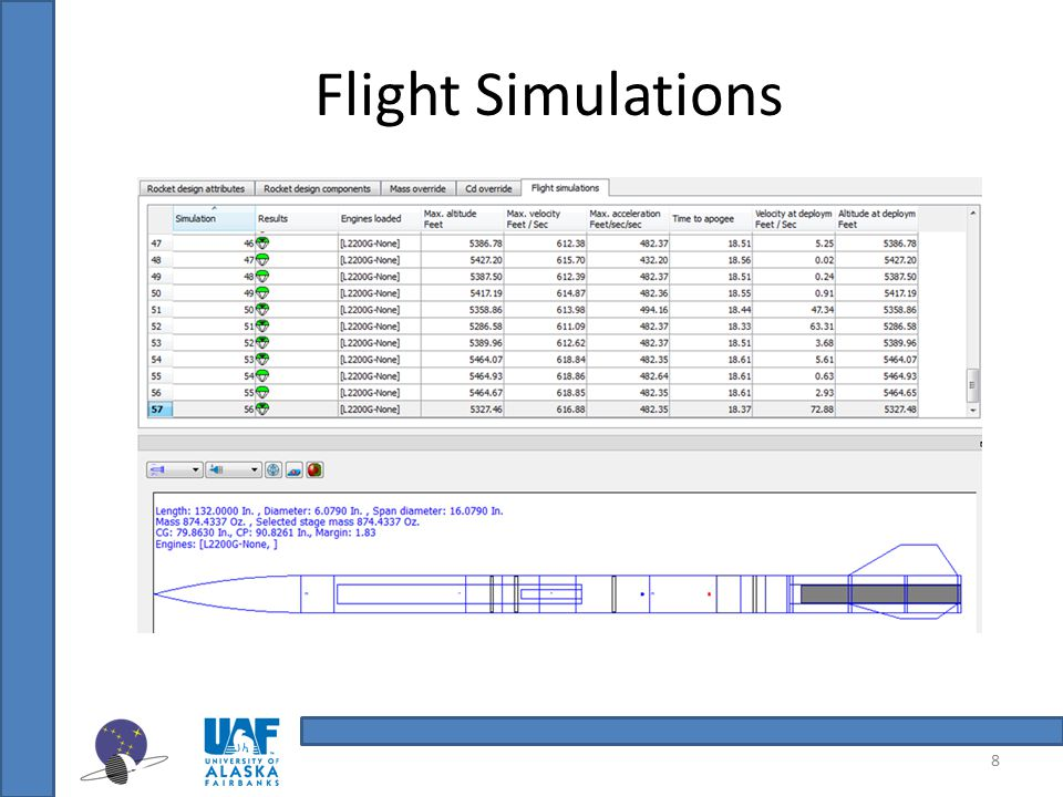 Flight Simulations 8