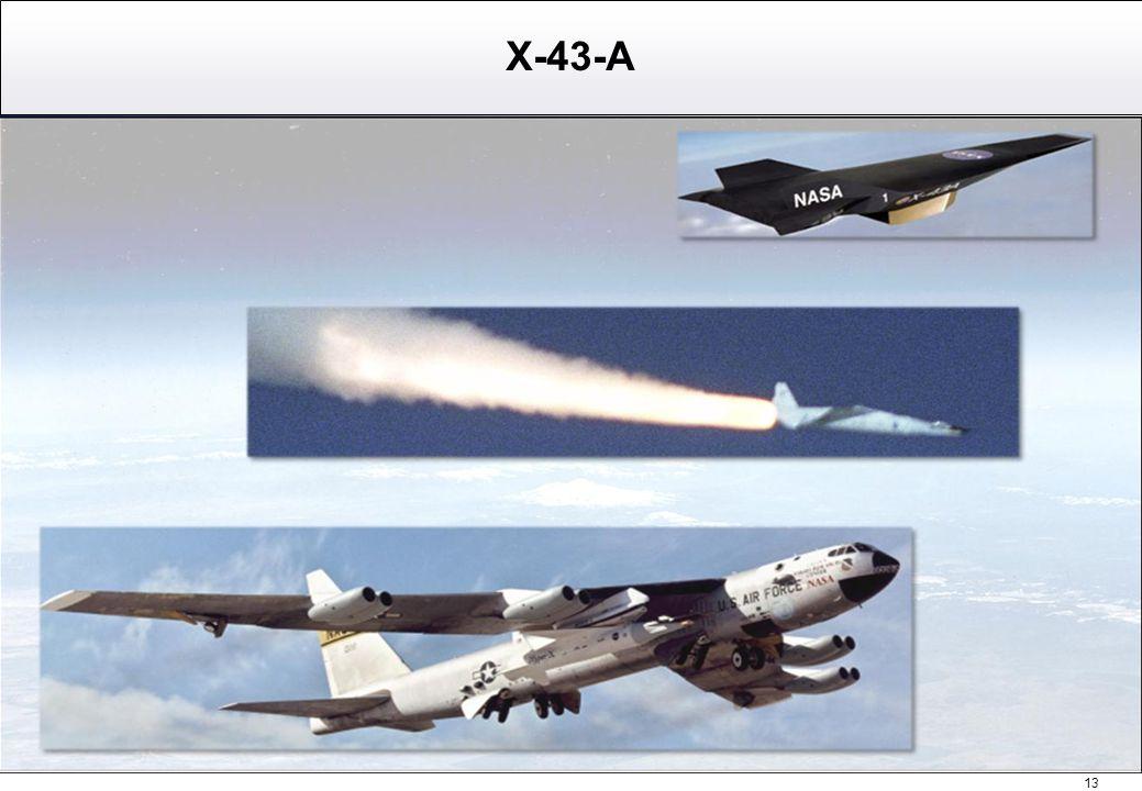 13 X-43-A