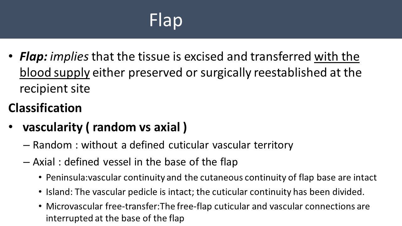 Excision and Reanastomosis
