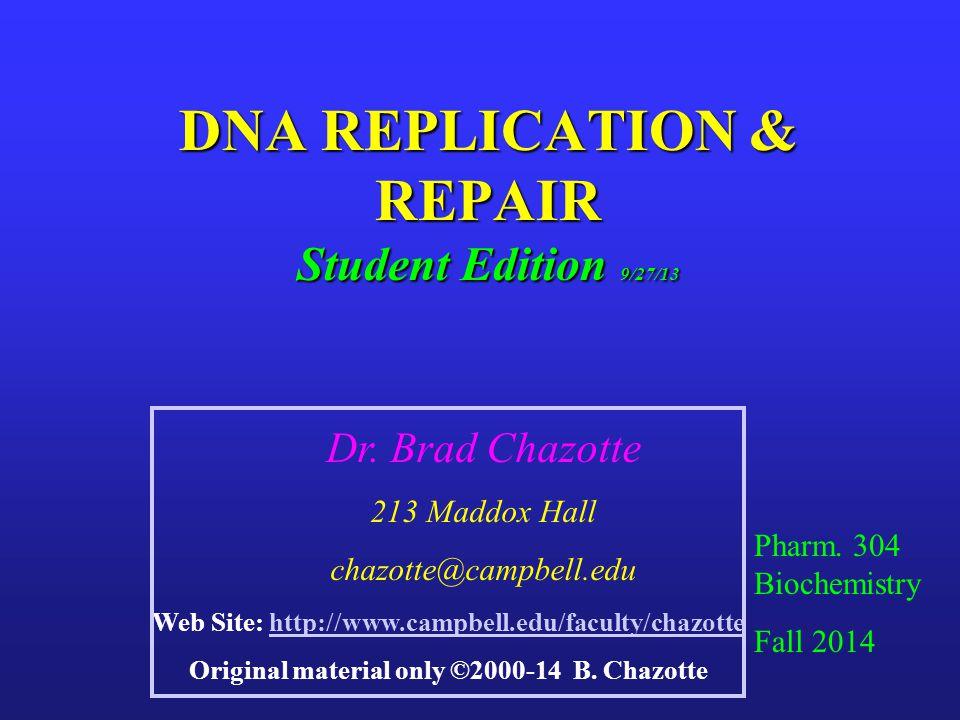 Pharm.304 Biochemistry Fall 2014 Dr.