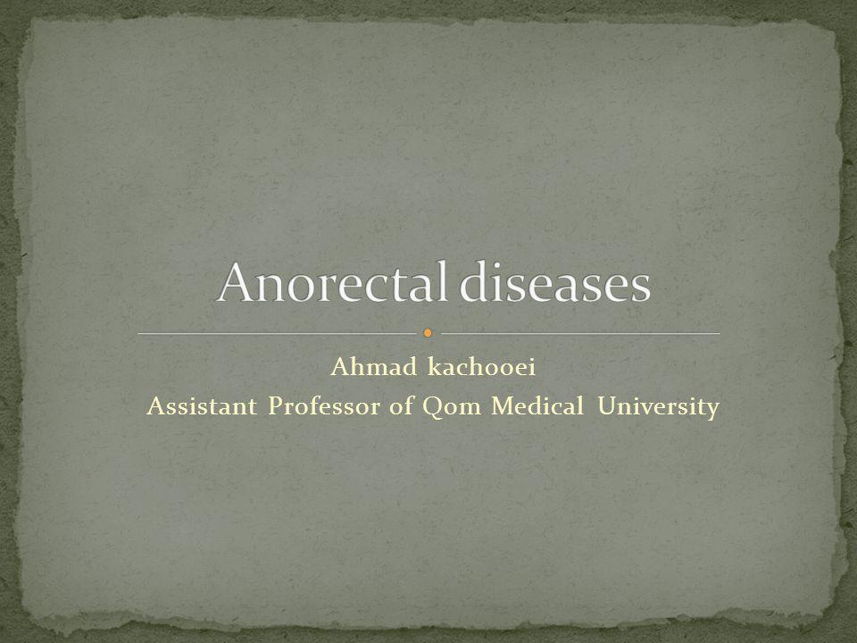 Ahmad kachooei Assistant Professor of Qom Medical University