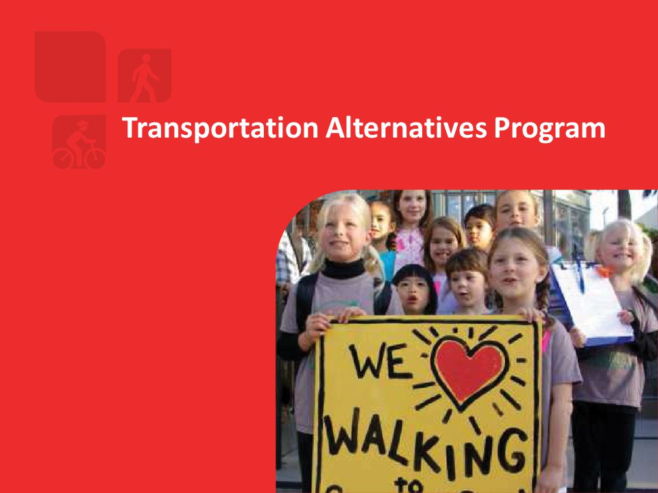Transportation Alternatives Program