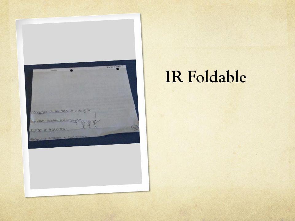 IR Foldable